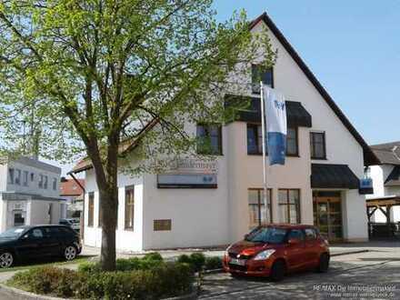 Wohn- und Bürohaus mit großzügiger, moderner Ausstattung.