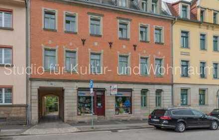 SfKW - Ab sofort - Kötzschenbroda - 51 m2 - Laden - Büro - Abstellraum - Eigennutzung oder Anlage
