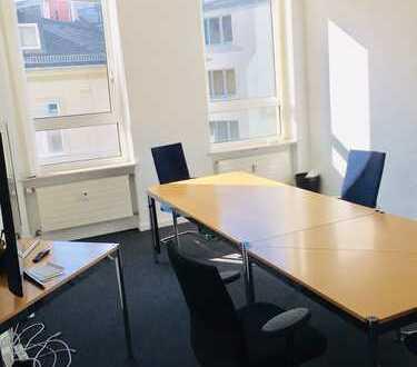 Schönes 5ZI Büro in Top Lage Innenstadt zu vermieten