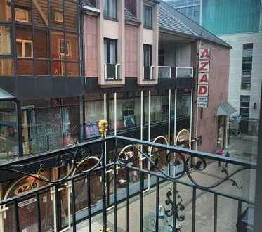 Sehr zentrale 2-Zimmer-Wohnung mit Balkon nähe Marktplatz