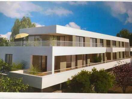 Hochwertige Neubauwohnung mit Balkon / Zentrale Lage in Aichach