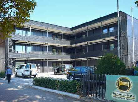 Serviced Apartments ohne Kaution und ohne Mindestmietdauer
