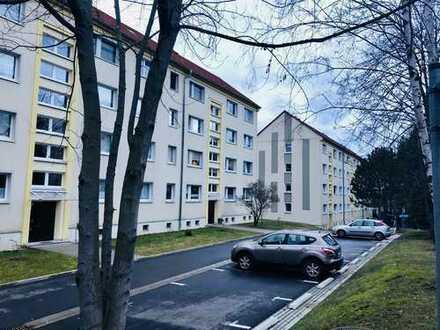 Preiswerte 3-Zimmer-Wohnung mit Balkon in Wildenfels