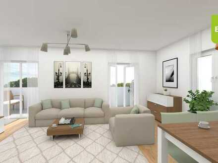 Zuhause in Sicht - Maisonette Wohnung über den Dächern von Bohnsdorf