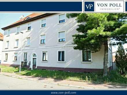 +++ Keine zusätzliche Käuferprovision +++  Geräumige Erdgeschosswohnung  3 Zimmer mit Garage  +++
