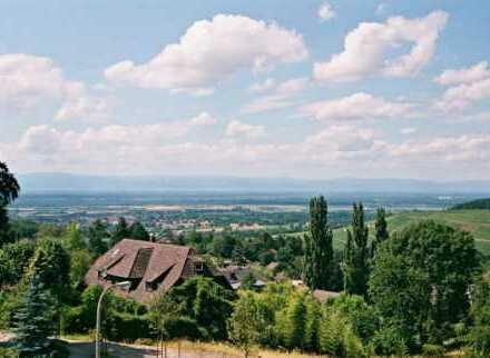 Einzigartig: Wohn-Eleganz in Badenweiler