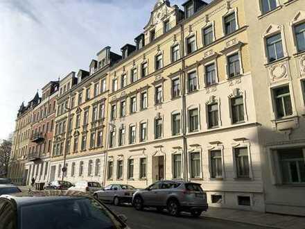 Bezugsfertige 2-Raum-Wohnung in Schloß-Chemnitz! Nähe Küchwald, Lift, Wannenbad,