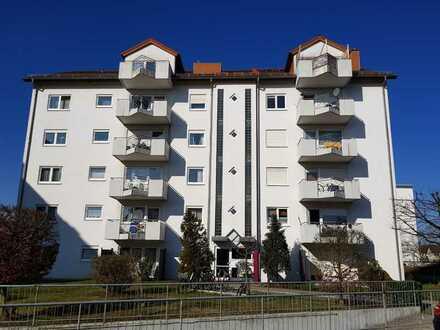 Attraktive helle Wohnung in Hockenheim-Süd