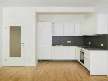 Appartment mit Einbauküche