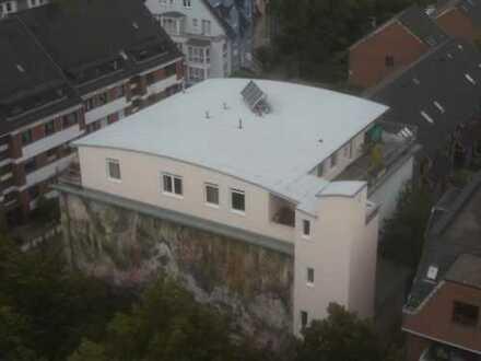 2 barrierefreie 3 Zimmer-Penthaus-Wohnungen auf Bunker
