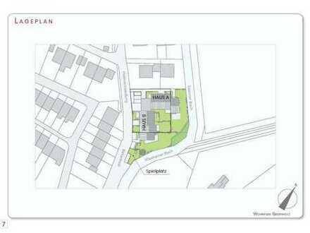 Provisionsfrei: Neubau, 4-Zimmer-Wohnung in Grafing b. München (S4)