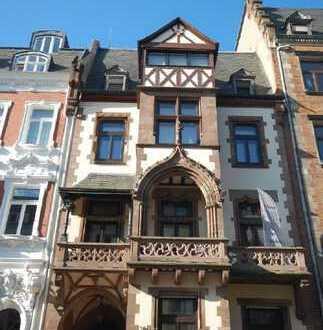 3 ZKB- Maisonette- Wohnung mit großer Dachterrasse in der südl. Vorstadt