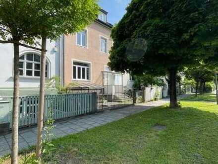 Einmalig in Nymphenburg/Gern * Stadthaus aus 1893 * Villa oder 3 Einheiten * Ruhig*