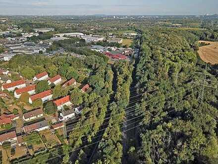 12.206 m² großes unbebautes Grundstück
