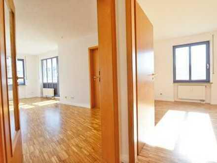 Neuwertige 3,5-Zimmer-Wohnung mit EBK in Rehfelde
