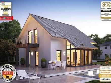 Bauen Sie Ihr Traumhaus inkl. Keller mit dem Ausbauhausmarktführer