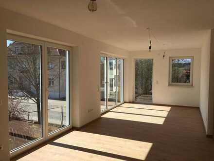 3-Zi. Neubauwohnung mit Balkon in Kammlach zu vermieten