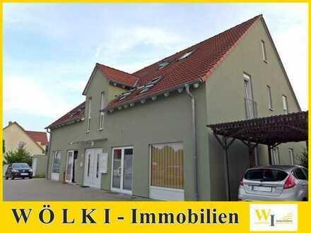 *** 4 Zimmer - Maisonett - Wohnung mit Balkon & Gartenanteil in Velburg ***