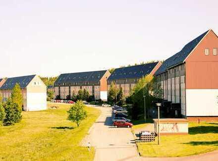 Kuschliges Wohnen unterm Dach - mit Giebelfenster - Blick ins Tal