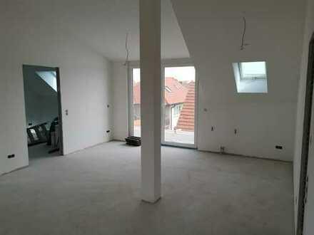 Erstbezug mit Balkon: exklusive 3-Zimmer-Wohnung in Waghäusel