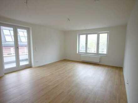Zentral in der Oststadt gelegen: Großzügige 3-Zimmer-Wohnung mit Balkon