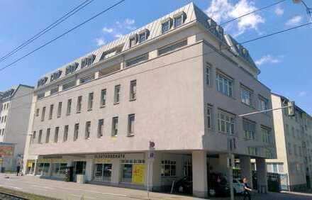 Mietangebot über attraktive Ladenfläche in 70190 Stuttgart vis-a-vis SWR