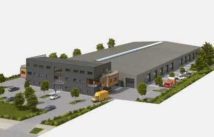 Neubau - Erstbezug Lagerhalle - 50qm / 100qm / 155qm 280qm