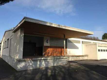 Funktionelle Lager- und Produktionsfläche inkl. Rampe / Gebäude-Nr. 6