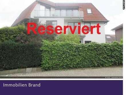 Gepflegte 2 ZKB Wohnung mit Balkon und PKW-Stellplatz zum 01.03.2019!