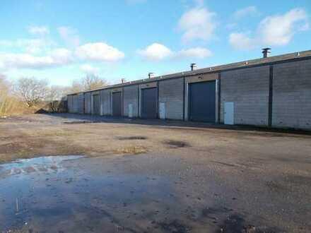 250 m² Halle im Industriegebiet Oeversee direkt an der A7