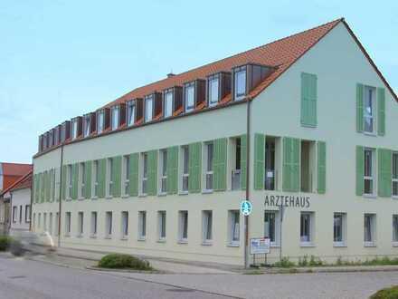 +++ Neubau mit Fahrstuhl +++ 3-Zimmer Wohnung im Wohn- und Ärztehaus! +++