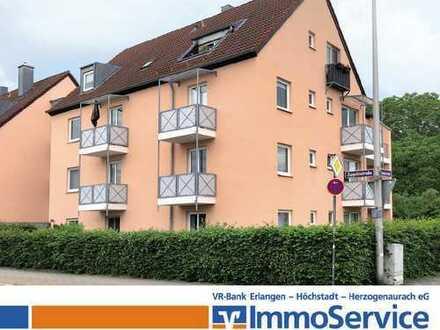 Möbliertes 1-Zimmer-Appartement mit TG-Stellplatz