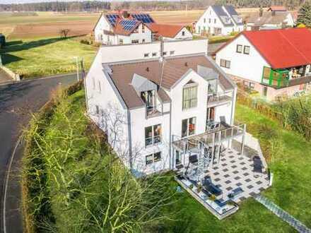 Hochwertiges Architektenhaus in sonniger Lage