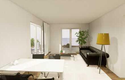 Penthousewohnung mit 3 Zimmer, Dachterrasse und Balkon