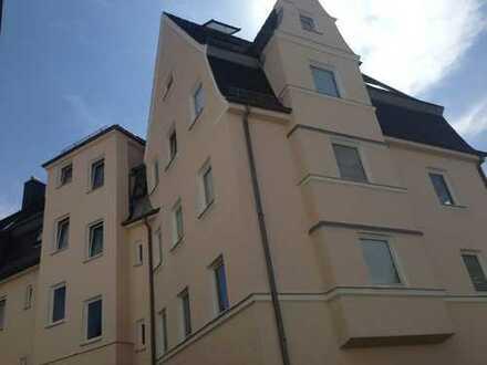 Gemütliche 2-Zimmer-Altbauwohnung