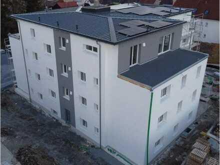 Modern und hochwertig wohnen / 4-Zi-Wohnung / WFL 99 m2 / Energie-Effizienzhaus 40 PLUS / mit Balkon