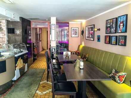 Restaurant / Cafe / Bar / Pizzeria / Burger mit Ablöse zu übergeben