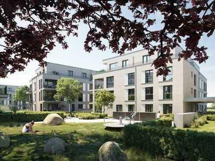 Großzügige 2-Zimmer-Wohnung im schönen Fellbach mit sonniger Dachterrasse