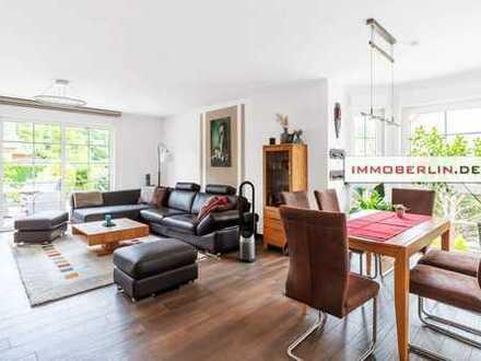IMMOBERLIN.DE: Liebevoll gepflegte Doppelhaushälfte mit exzellentem Südwestgarten