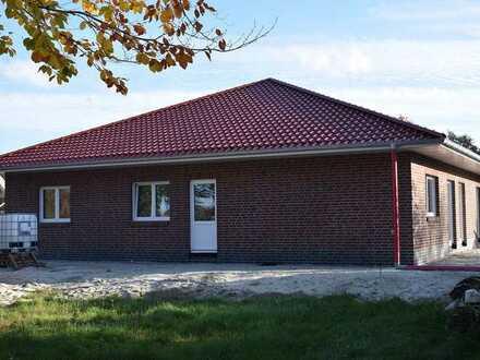 Objekt 00/667 Neubau DHH im Bungalowstil in Saterland - Scharrel