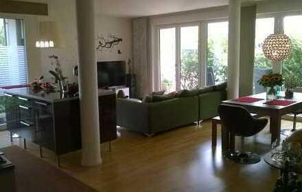 elegante 3-Zimmer-Wohnung, hochwertige Ausstattung, am Hirschgarten