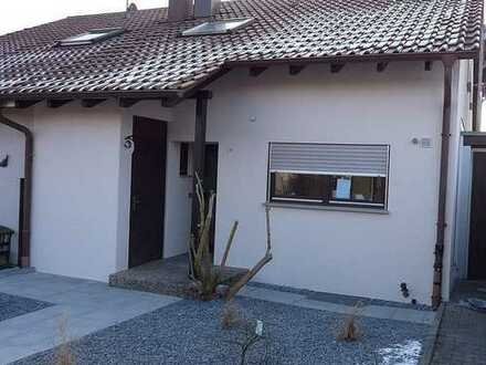 Gemütliche Doppelhaushälfte in ruhiger Lage - das könnte Ihr neuer Familienstützpunkt werden!