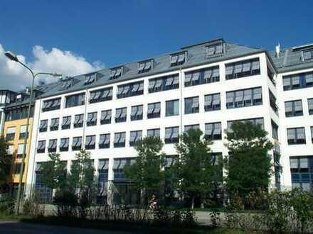Nähe Waldfriedhof: Moderne Büroflächen