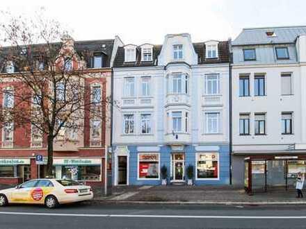 Lukrative Kapitalanlage! Wohn- und Geschäftshaus in begehrter Lage im Kreuzviertel von Münster!
