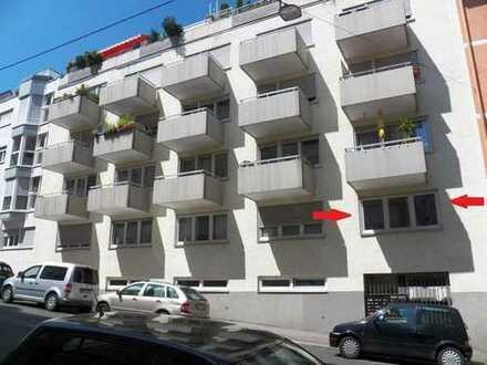 Gut geschnittene 2,5-Zimmer-Wohnung in Stuttgart-West !