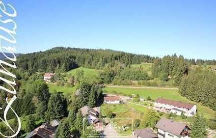 Baugrundstück in 1007 Meter Höhenlage in Feldberg-Falkau