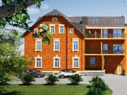 4-Raum-Maisonette-Wohnung mit gemütlichem Süd-West-Balkon!