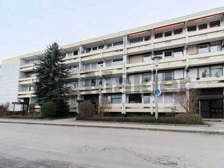 Ideale Kapitalanlage: Gepflegte 3-Zi.-ETW mit 2 Balkonen in zentraler Lage in Sonthofen