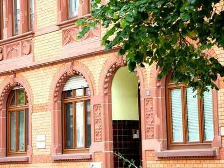 Fairmieten - Zentral in Heidelberg: Schicke Stadtwohnung mit Sonnenbalkon