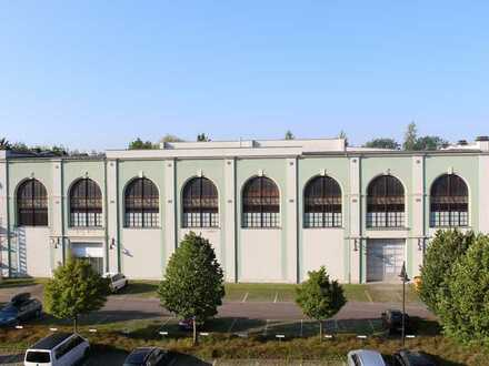 hochwertige Halle mit modernen Büroflächen in Dresden-Niedersedlitz